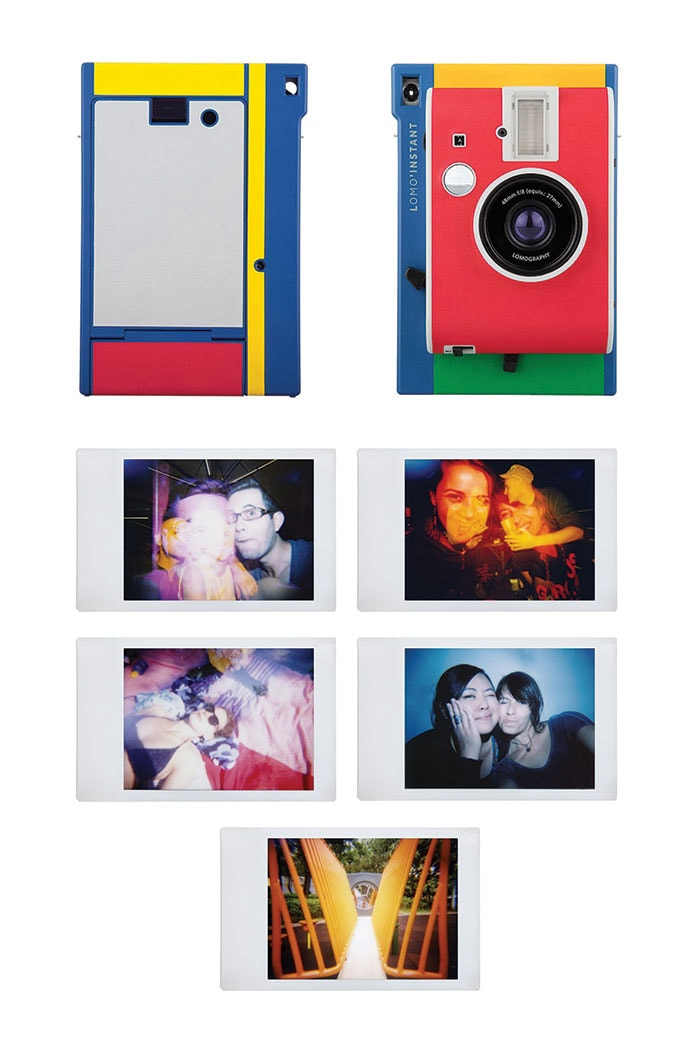 Lomography's Lomo'Instant Camera Murano Giveaway