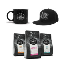 SWELL COFFEE CO.™ Prize Bundle Giveaway