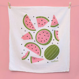 The Neighborgoods Watermelon Dish Towels Giveaway