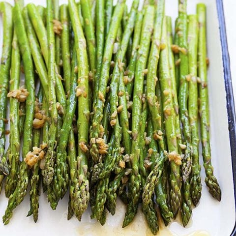 Sauteed Asparagus (The Best Recipe)