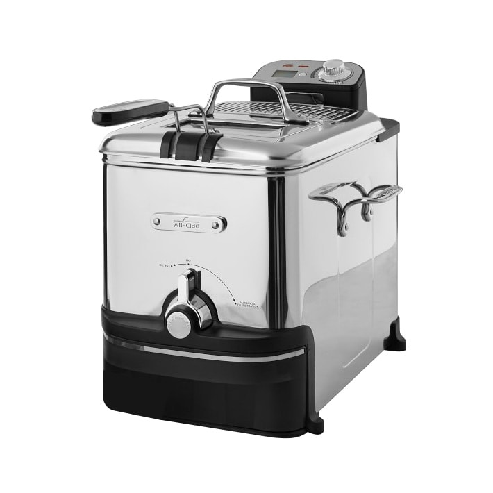 All-Clad Deep Fryer Giveaway