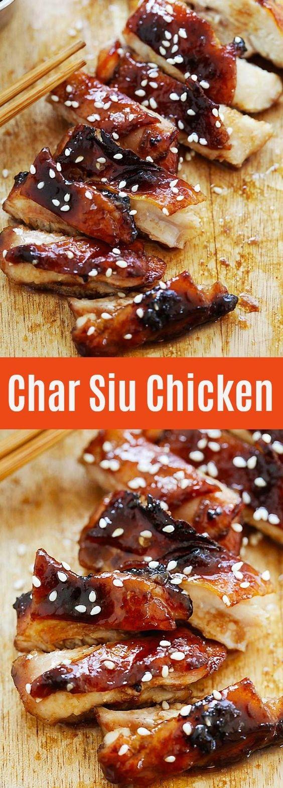 Char Siu Chicken Recipe