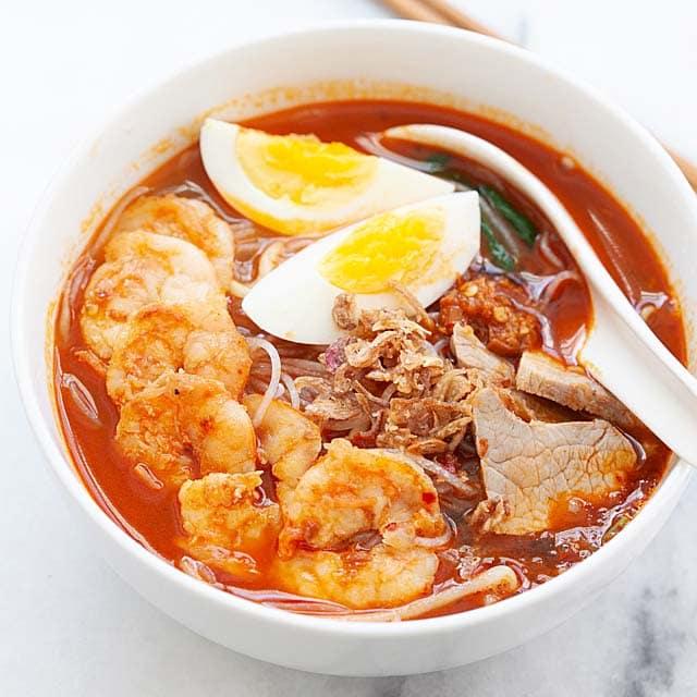 Penang Hokkien Mee Recipe