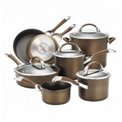 Circulon® Symmetry® 11-Piece Cookware Set Giveaway