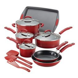 Rachael Ray™ Porcelain Enamel 14-Piece Set Giveaway