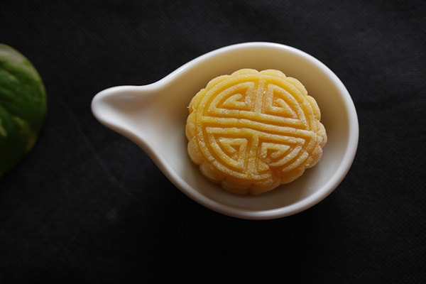 How to make mooncake with durian?