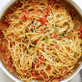 Pasta recipes - one pot pasta