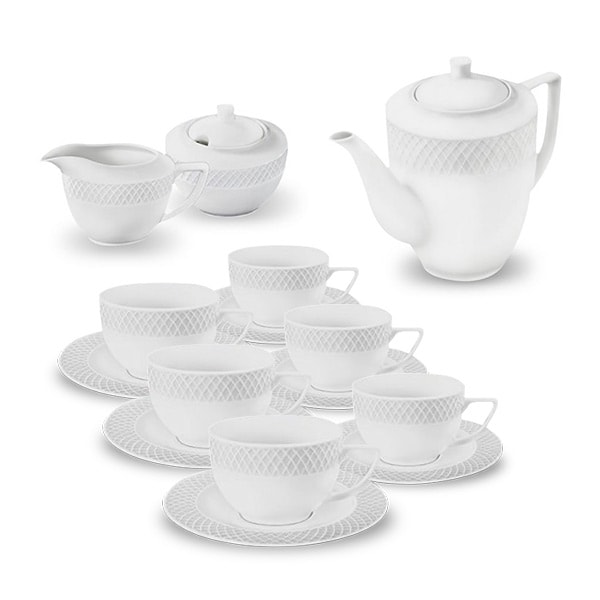 Wilmax White China Porcelain Set Giveaway