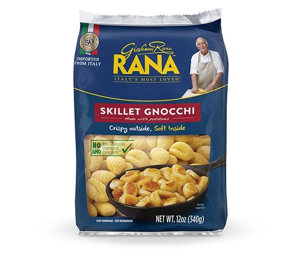 Rana Skillet Gnocchi Pasta.