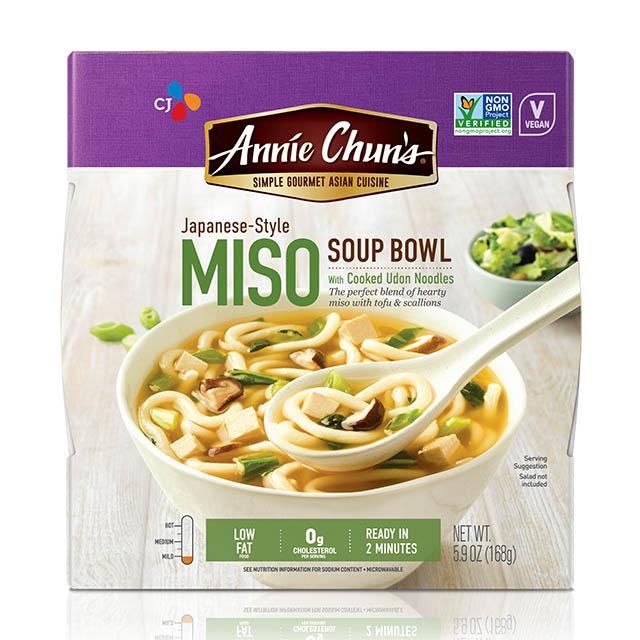 Annie Chun's Japanese-Style Miso Soup Bowl