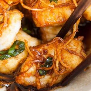 Ginger Soy Fish