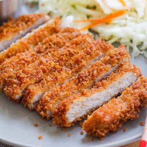Tonkatsu Chicken
