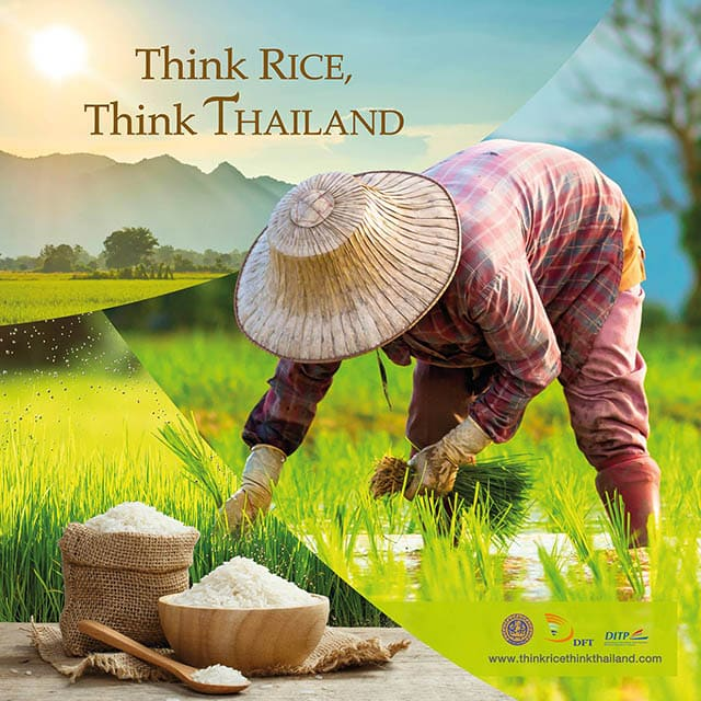 Think Rice Think Thailand