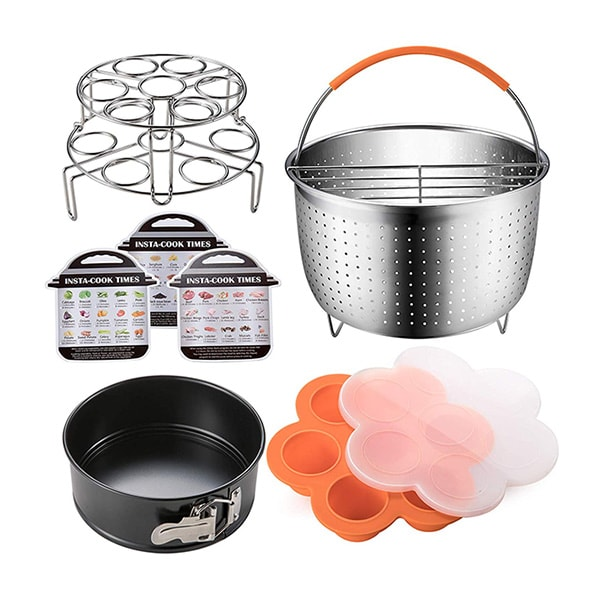Instant Pot 6 or 8 Qt Accessories Set Giveaway