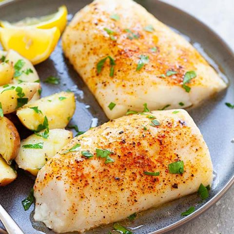 Baked Cod (The Best Recipe!)