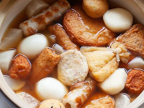 Oden The Best And Authentic Recipe Rasa Malaysia