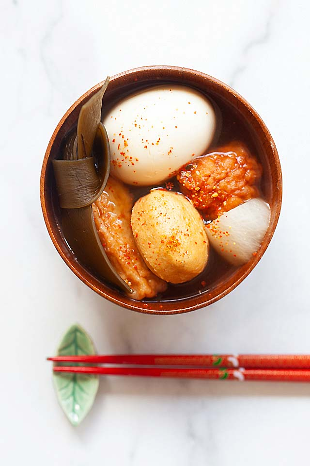 Oden soup