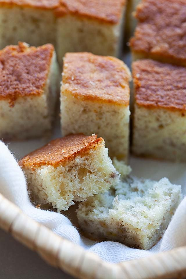 Learn how to make moist banana cake recipe from scratch with this easy Banana cake recipe.