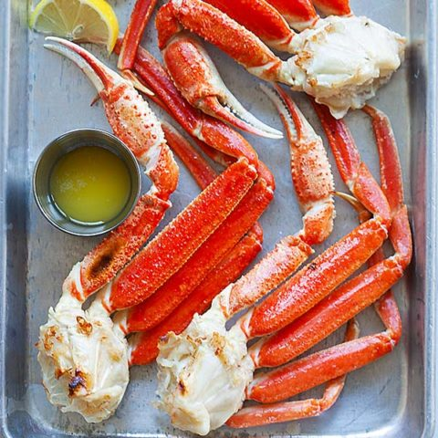 Snow Crab Recipe