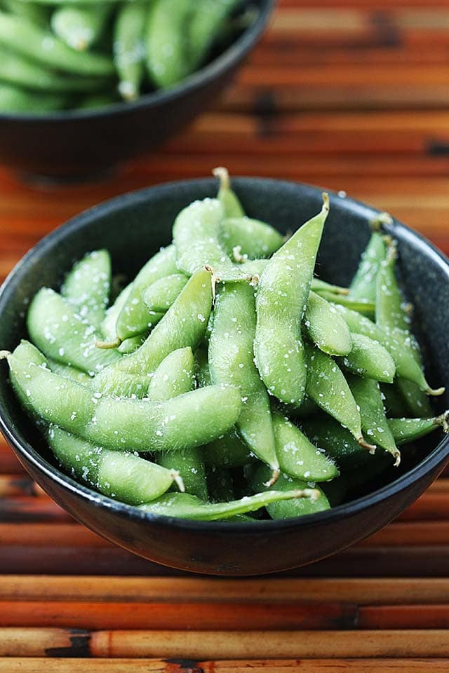 Edamame is packed with nutrition and benefits.
