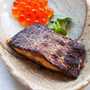 Branzino recipe with Branzino filet.