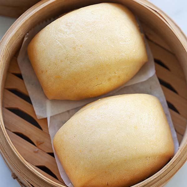 Mantou (The Best Recipe)