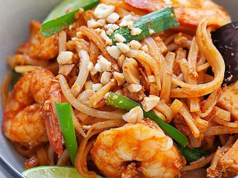 Pad Thai The Best Pad Thai Recipe Rasa Malaysia