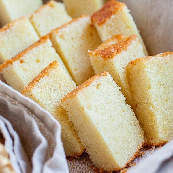 Butter Cake Best Butter Cake Recipe Rasa Malaysia