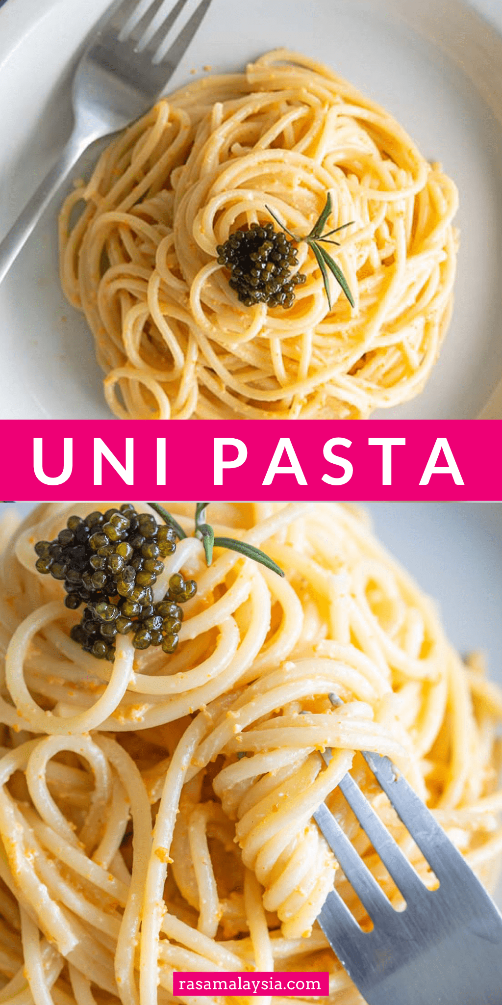 Rich, creamy and delicious uni pasta made with sea urchins. The uni or sea urchin lend a remarkable taste to this uni pasta. Tried and tested recipe.