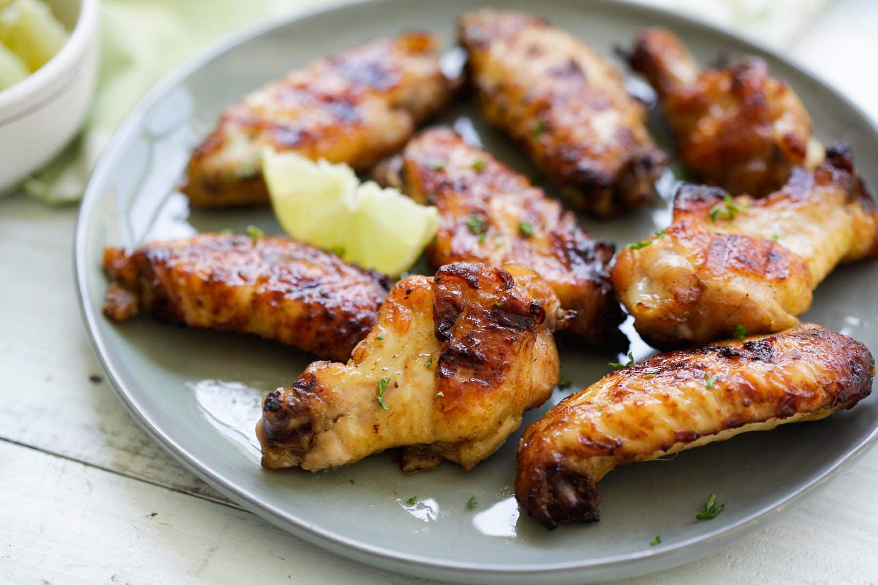 Asian BBQ Wings