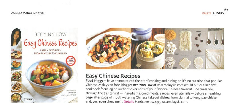 About rasa malaysia easy delicious recipes flavours forumfinder Choice Image