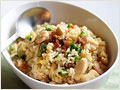 Fried Rice with Salted Fish (Chinese Fried Rice)