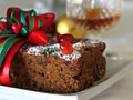 Moist Christmas Fruit Cake