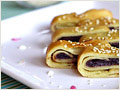 Red Bean Paste Pancakes