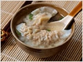Sui Kow (Dumplings) Soup