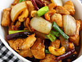 Spicy Chicken with Cashew Nuts