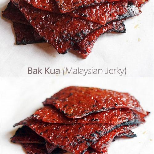 Bak Kua (Malaysian Jerky)