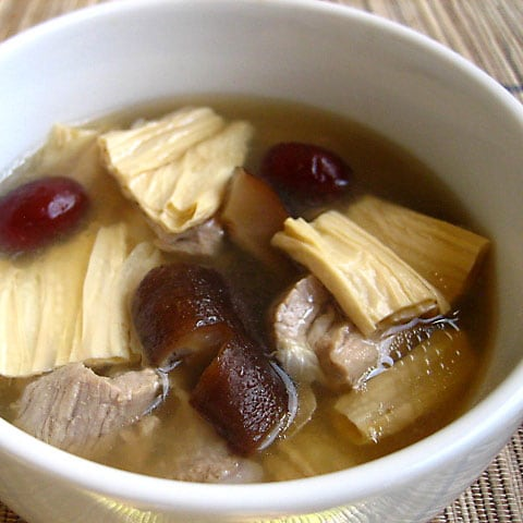 Bean curd sticks soup is certainly my comfort food; I appreciate the warming effect it brings on a cold day… | rasamalaysia.com