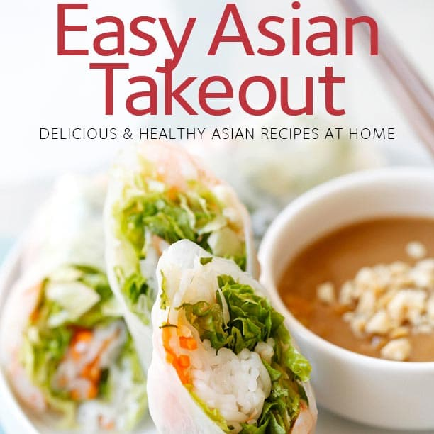 My New Cookbook: Easy Asian Takeout