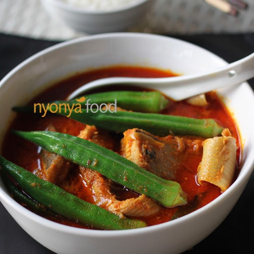 Gulami Tumis (Tamarind Fish Curry)