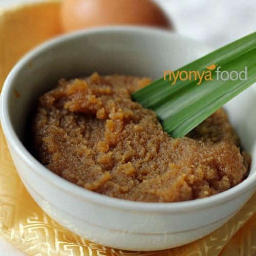 Kaya (Malaysian Coconut Egg Jam)