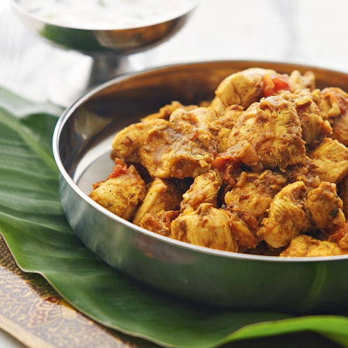 Cardamom Chicken (Masala Murgh)