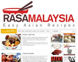 Welcome to Rasa Malaysia 3.0