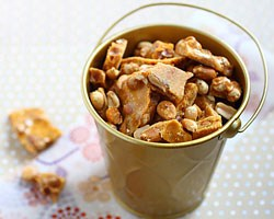 Brian's Peanut Brittle
