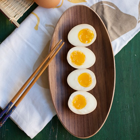 Japanese Ramen Eggs