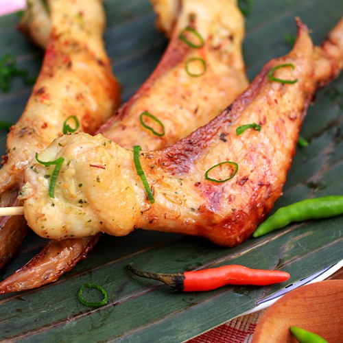 Southeast Asian Chicken Wings