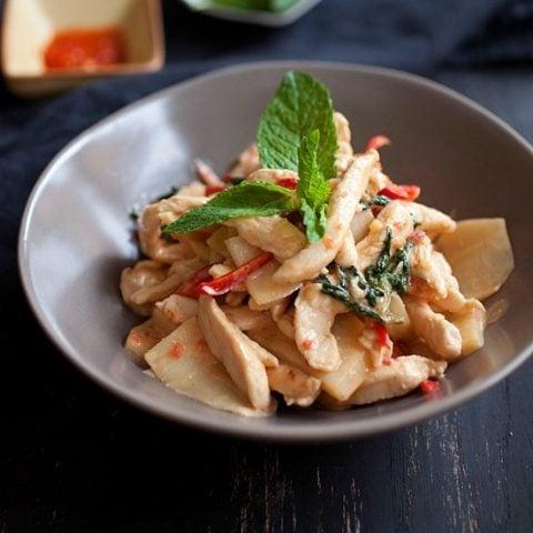 Thai Chili Chicken