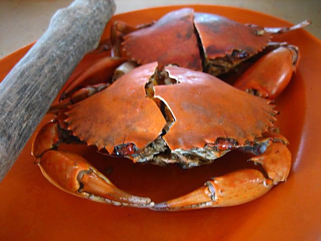 Baked Crabs, Bukit Tambun
