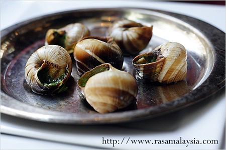 Escargots/Escargot A La Bourguignonne, Paris