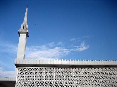 National Mosque, KL, Malaysia